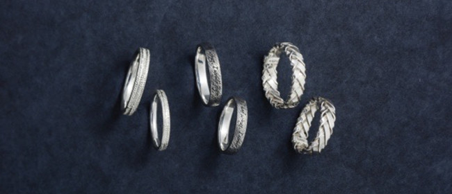 Unisex Silver
